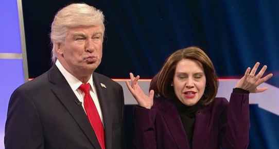 Adriana Mesa's post on Liker - WATCH: Donald Trump and Nancy Pelosi face off in a hilarious 'Deal or No Deal' game on SNL